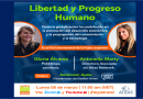 Cedice invita al Foro Libertad y Progreso . 8 de marzo de 2021