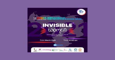 Mujeres invisibles: el rostro de las mujeres invisibilizadas por la crisis en Venezuela. 25 de marzo. 10:00 am
