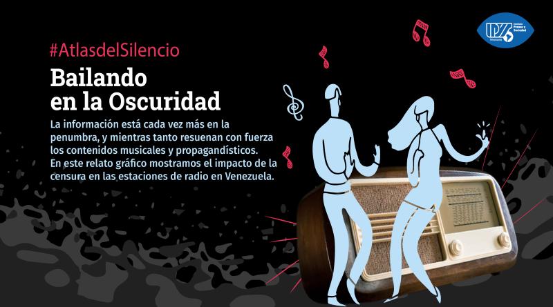"""""""Bailando en la oscuridad"""" cuenta la situación de la radio en Venezuela"""