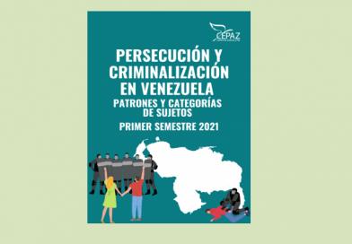 Cada 10 horas una persona u organización es perseguida o criminalizada en Venezuela